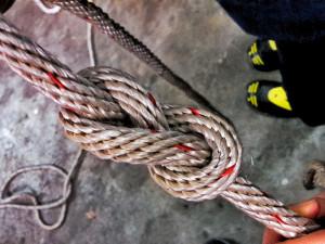 Stationsausbildung 18.01.17 (Erste Hilfe und Knoten/Stiche)