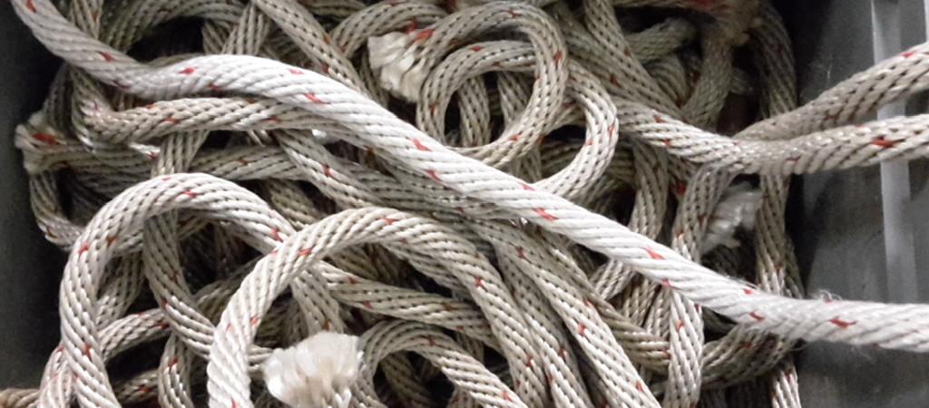 1 Meter Seilstücke